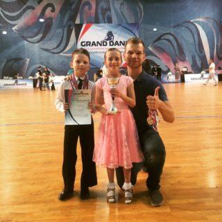 Российский турнир GRAND DANCE Крокус Экспо