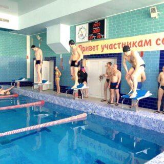 плавание домодедово атлант
