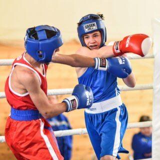 секция бокса домодедово