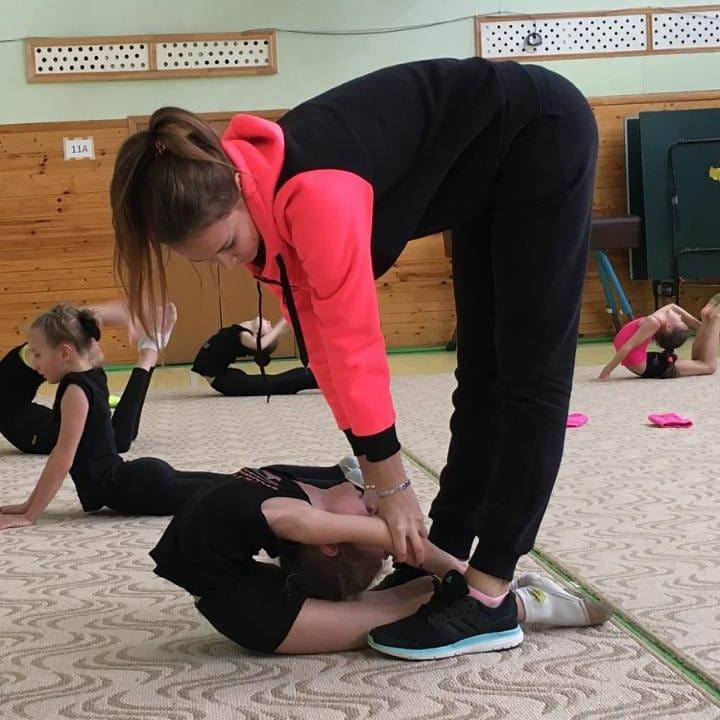 сборы художественная гимнастика