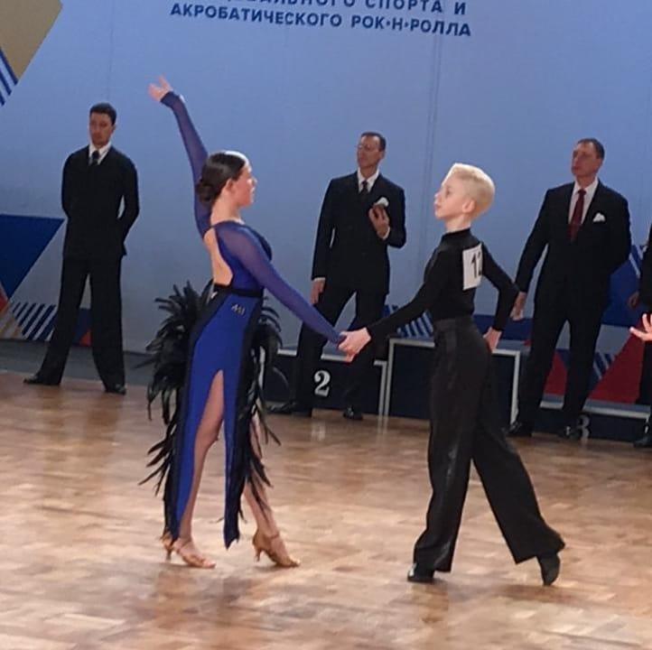 сборы по бальным танцам